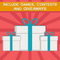Social Media Engagement - Games_And_Giveaway