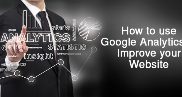 Google Analytics to Improve your Website