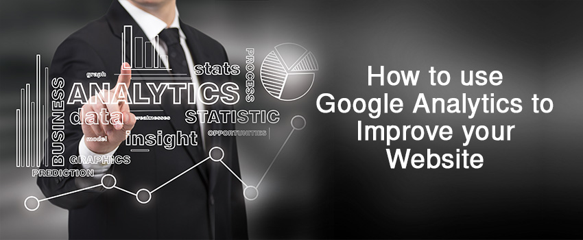 Google Analytics to Improve your Website