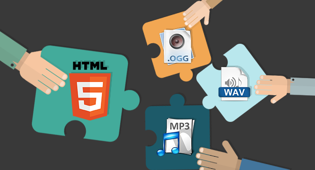 HTML5-is-compatible-with-MP3,-OGG-and-WAV