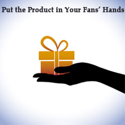 Social Media Engagement - Put_Product_In_Fan's_Hand