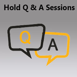 Social Media Engagement - Q&A_Sessions