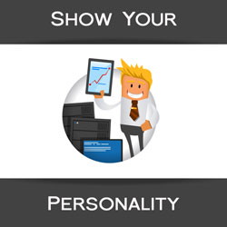 Social Media Engagement - Show_Your_Personality
