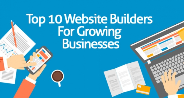 Top-10-Website-Builders