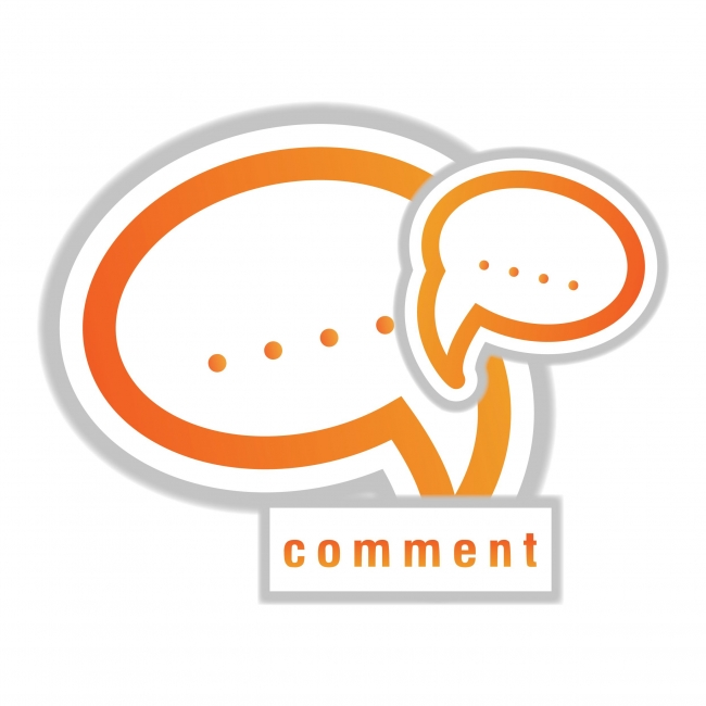 Blog commenting box