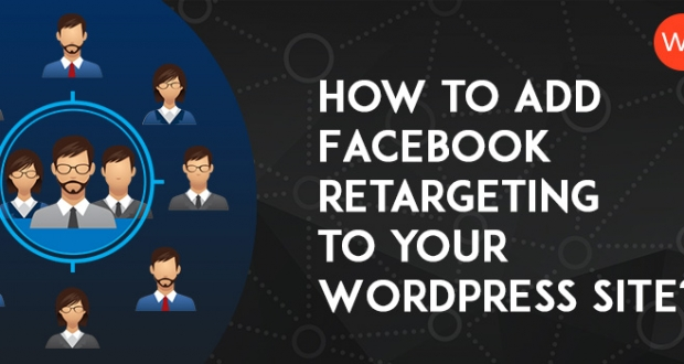 How to add Facebook retargeting for WordPress Site