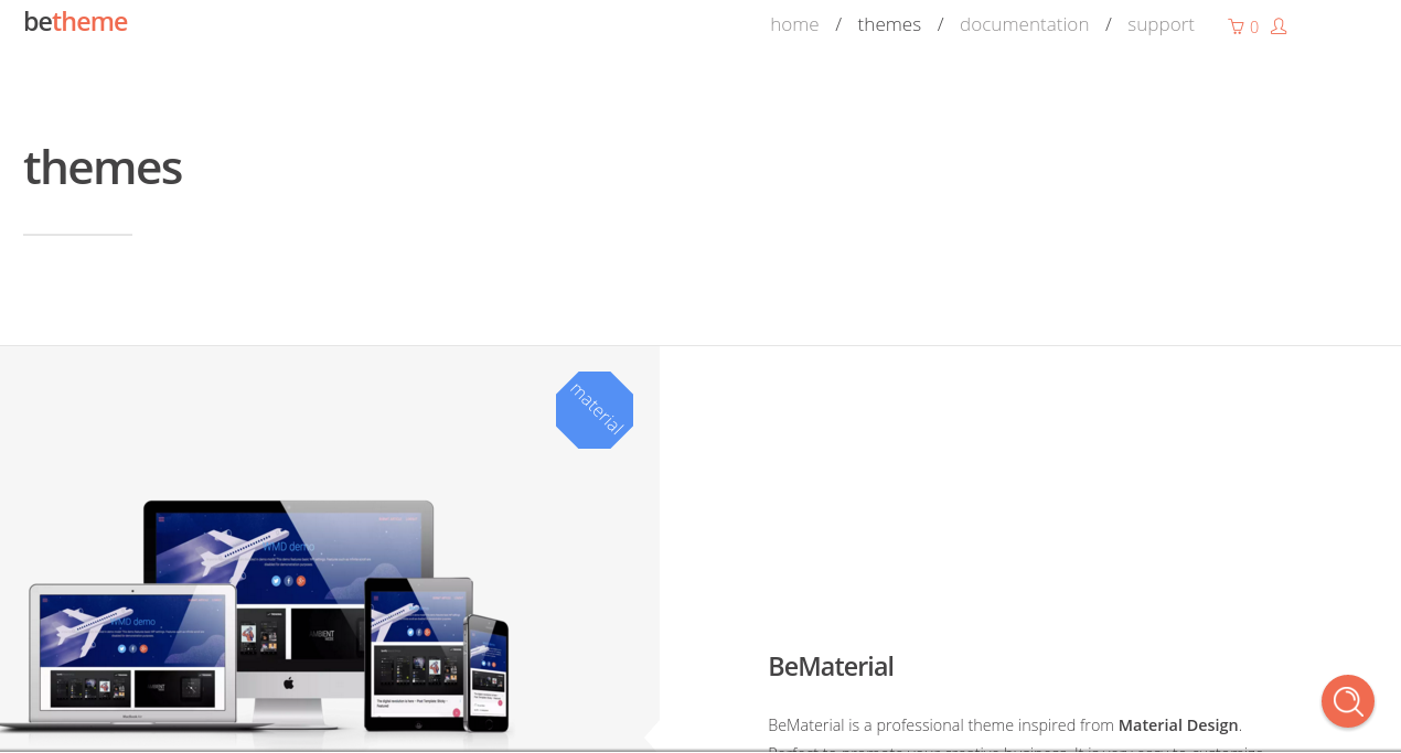 best web design tools- betheme