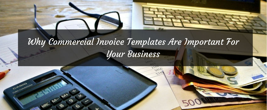 Commercial Invoice Template What Difference It Makes - Commercial invoice template excel free download online glasses store
