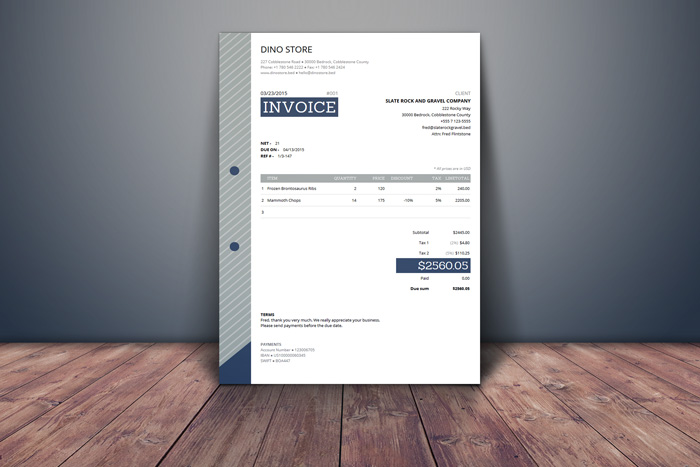 commercial-invoice-template-sample