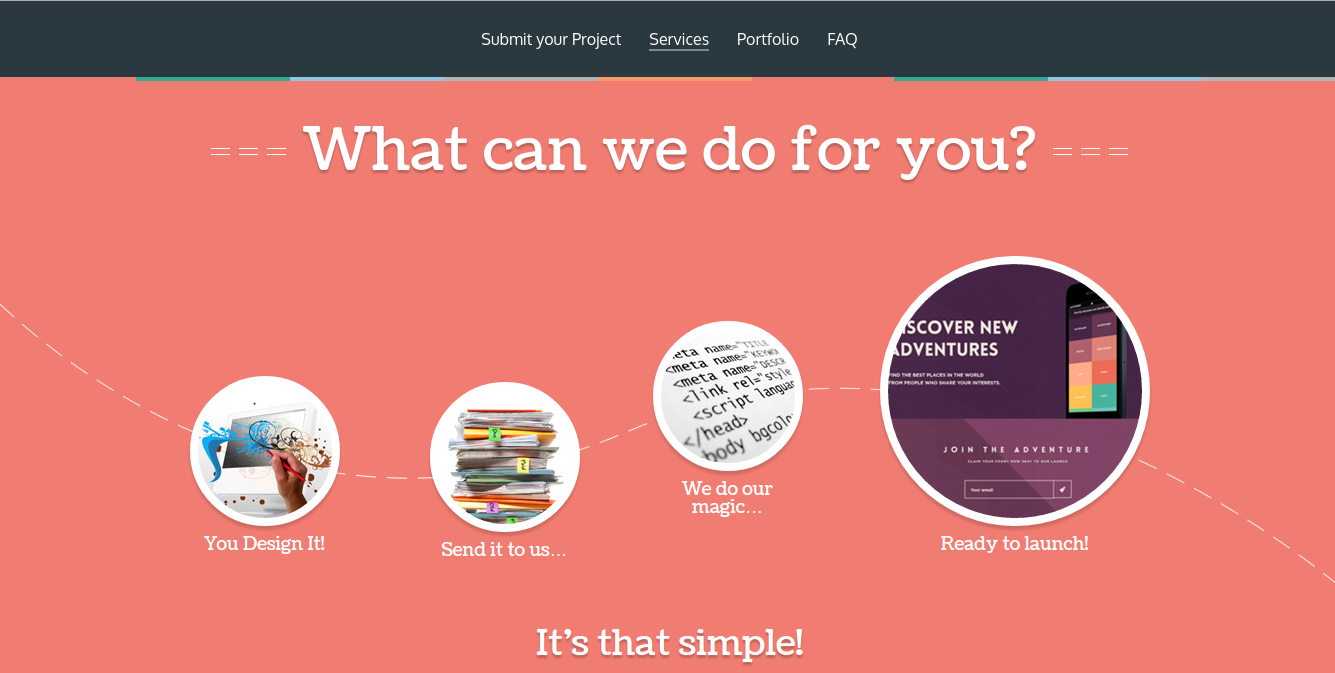 best web design tools- psdgator