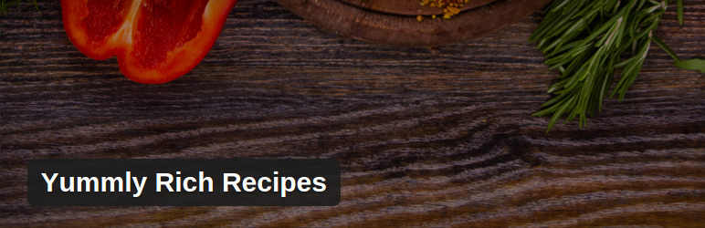 yummly rich recipes plugin