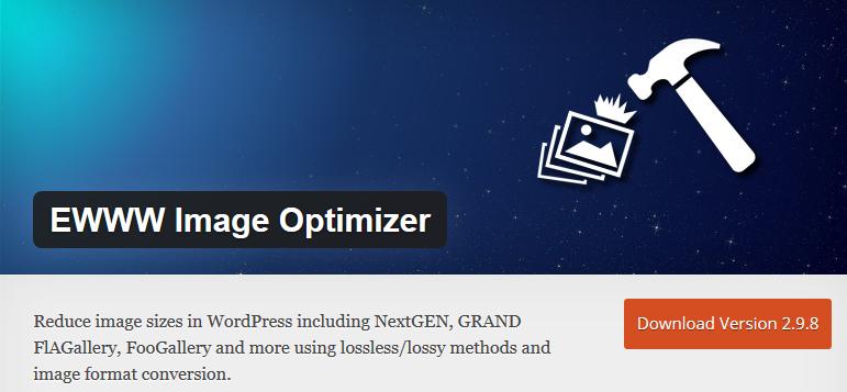 EWWW Image Optimizer - free WordPress plugins