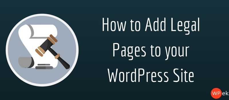 How-to-Add-Legal-Pages-to-your-WordPress-website