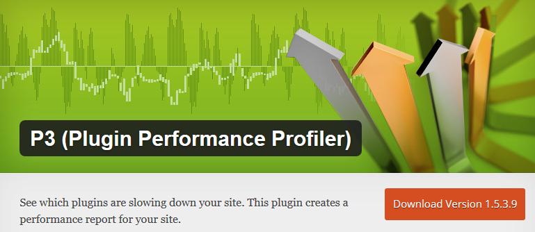 P3 - Plugin Performance Profiler - free WordPress plugins