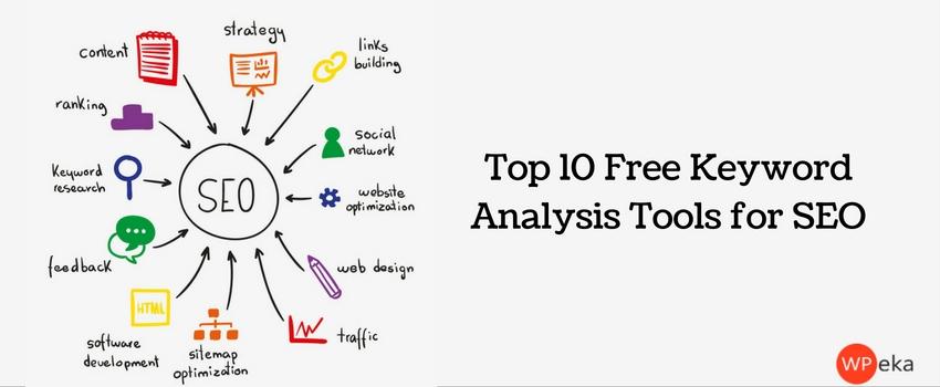 free keyword analysis tools for SEO