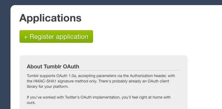 oauth-registration