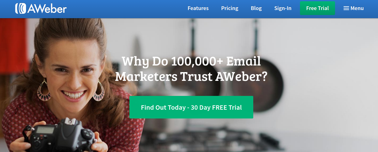 Email Marketing Services for Small Enterprises - aweber