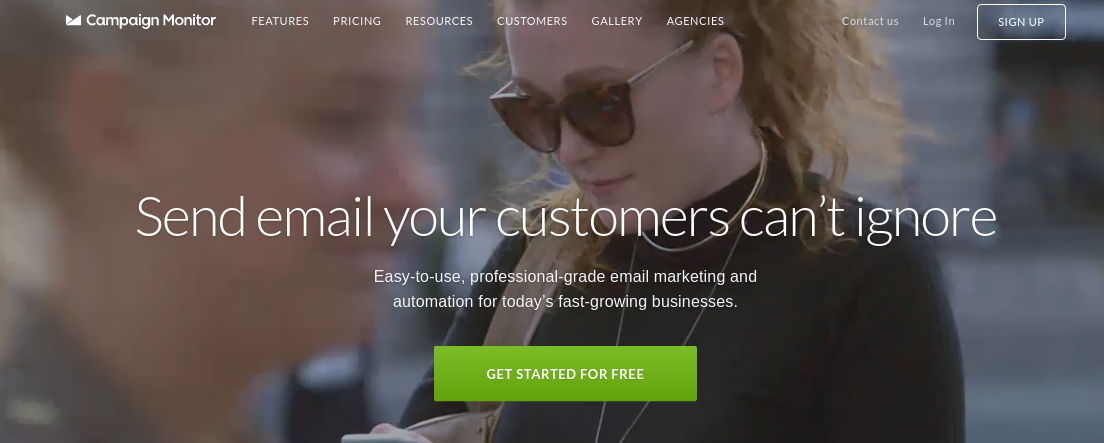 Email Marketing Service for Small Enterprises - campaignmonitor