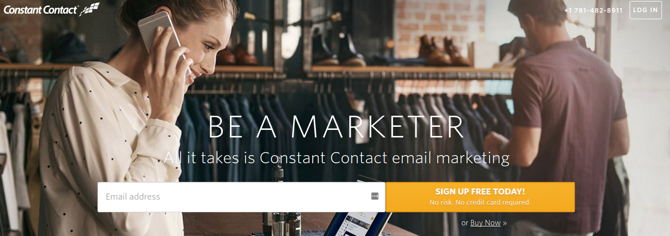 Email Marketing Services for Small Enterprises - constantcontact