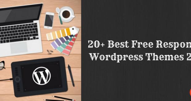 best free responsive WordPress themes