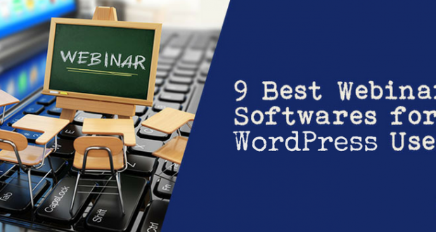 9 best webinar softwares for WordPress users
