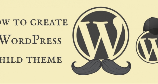 how to create wordpress child theme
