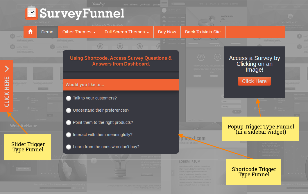 lead generation WordPress plugin - Funnel Previews