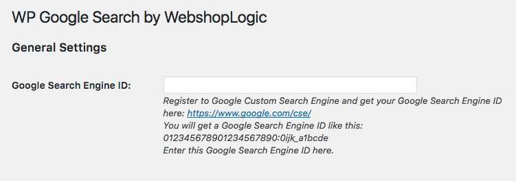 google-search-engine-id