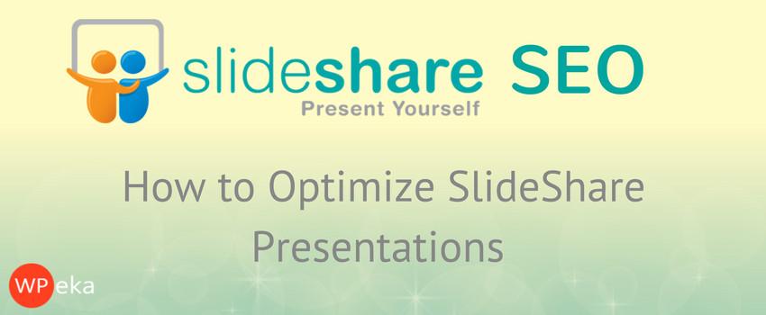 slideshare seo tips