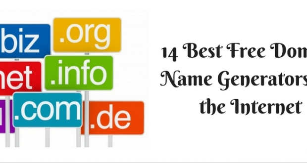 free domain name generators