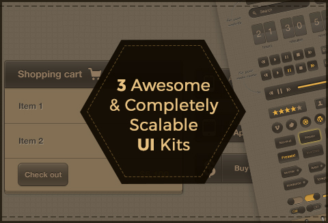 mega deals - 3 UI kits