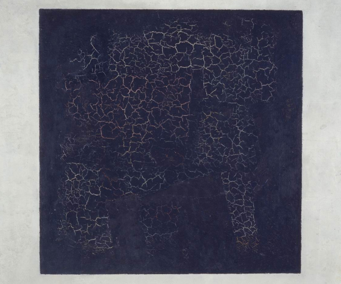 black square painting malevich