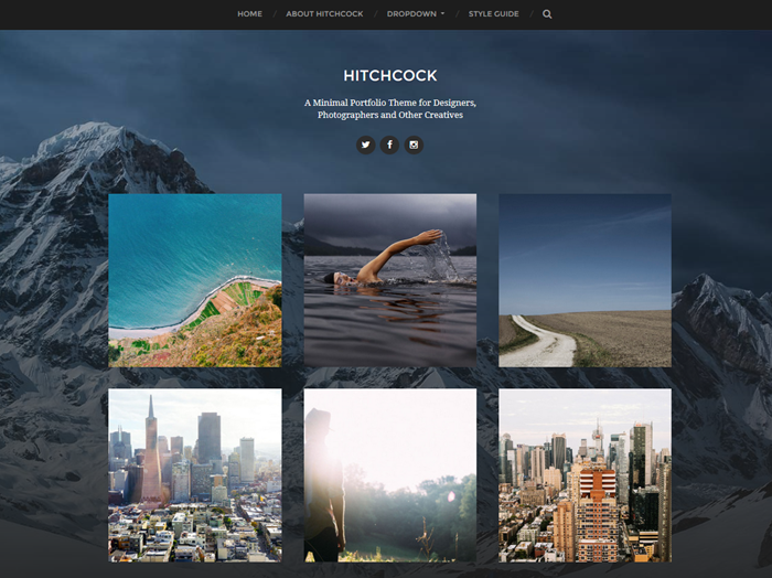 15 Creative Free WordPress Themes for Artists