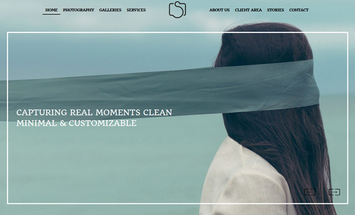 free photographer theme for wordpress