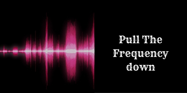 how to boost social media campaign - pull-the-frequency-down