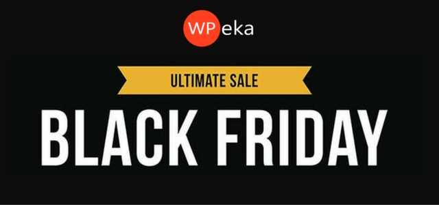 WP Eka Coupon 30% Off on Black Friday and Cyber Monday Latest