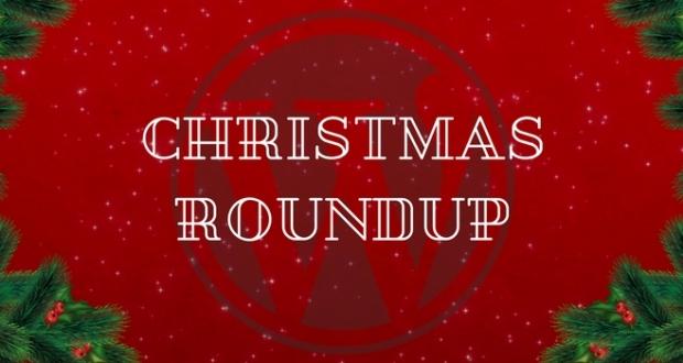 christmas roundup wordpress deals