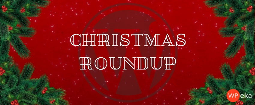 christmas roundup wordpress deals