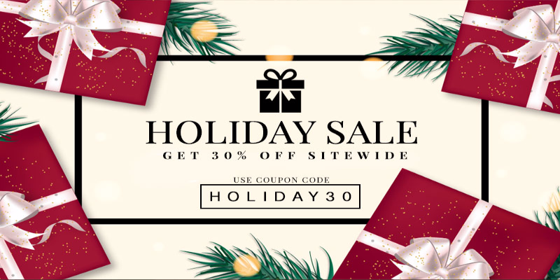 VH Holiday Sale 800x400