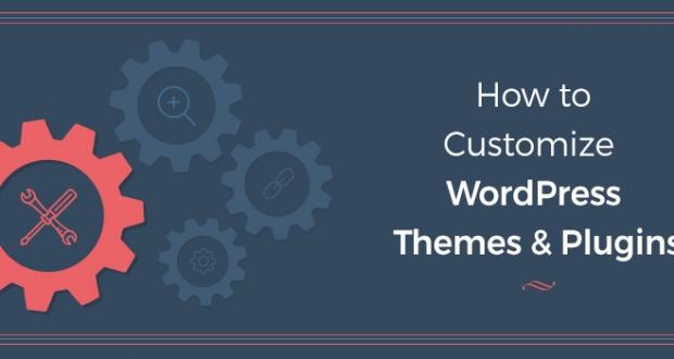customize WordPress plugins