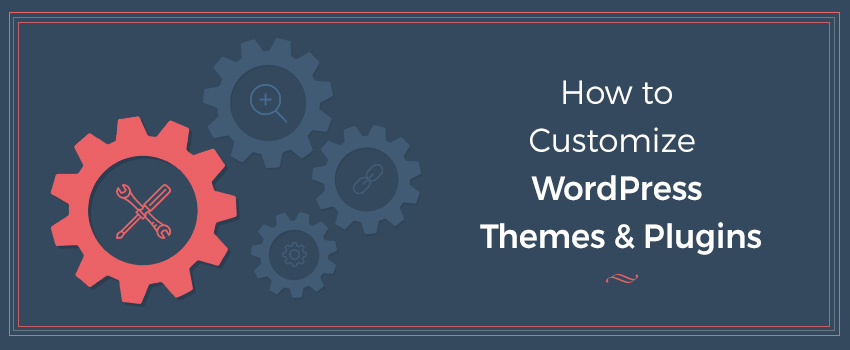 customize WordPress plugins