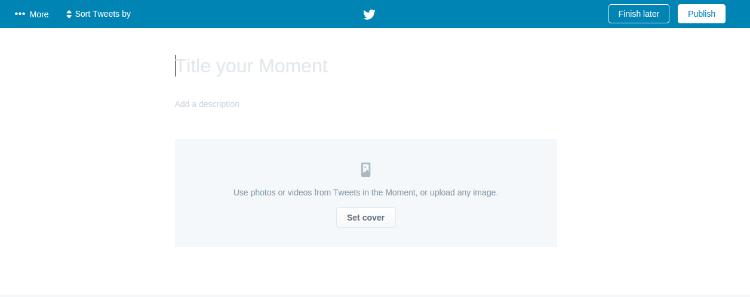 twitter moments creator tool