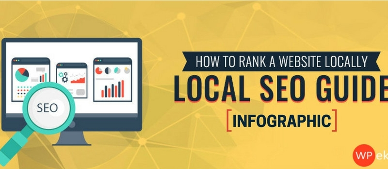 local seo guide to rank locally - infographic