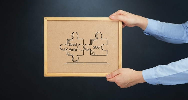 social seach and social media seo