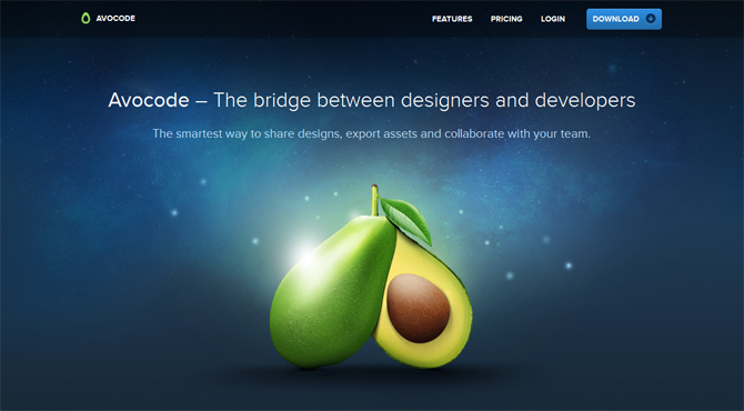 Avocode - Web Design Tools