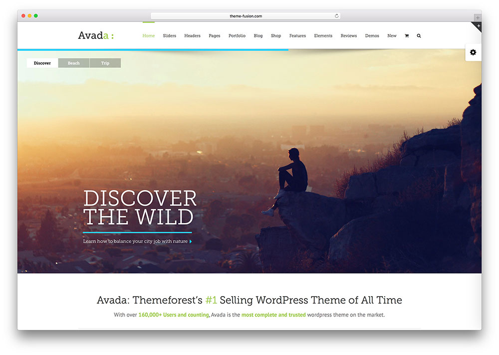 Avada | Real Estate WordPress Themes