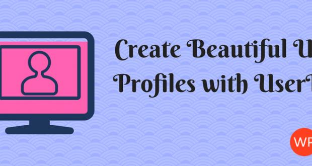 Create Beautiful User Profiles with UserPro