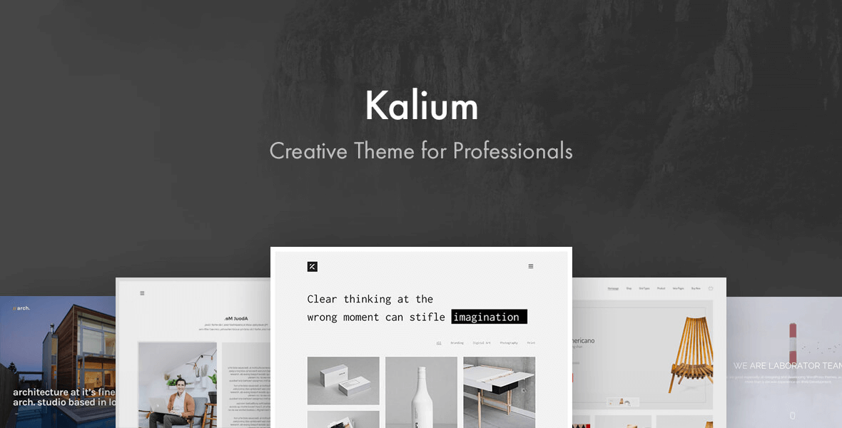 Landing Page WordPress Themes | Kalium