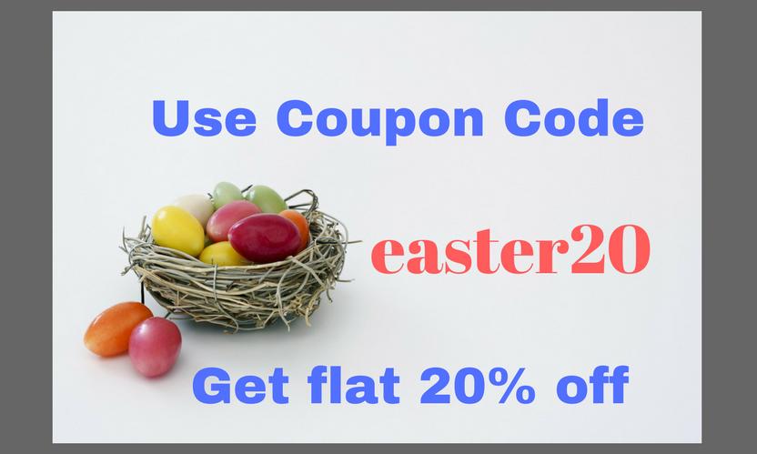 Get Flat 20% OFF. UseCode-