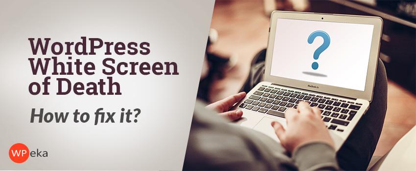 WordPress-White-Screen-of-Death